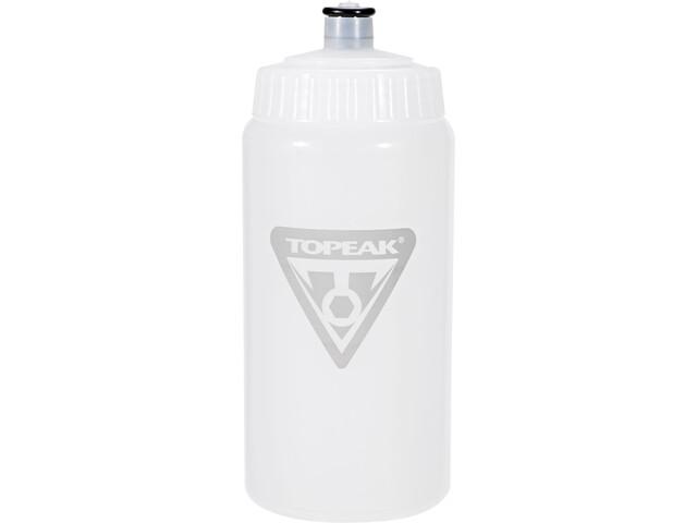 Topeak Topeak Bottle BioBased - Bidón - 500ml transparente
